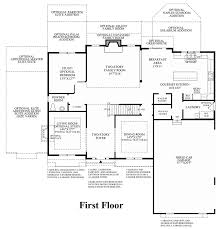Charleston Floor Plan by Westridge Estates Of Canton The Duke Home Design