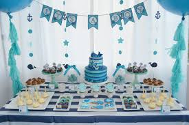 baby birthday themes baby whale themed