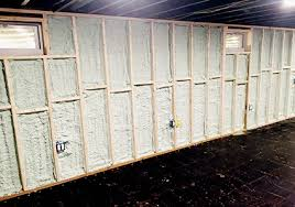 Insulating Basement Walls With Foam Board by Simple Brilliant How To Insulate A Basement Insulate Basement