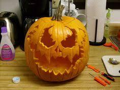 Funny Halloween Pumpkin Designs - cool pumpkin carving ideas more great pumpkins 2013 edition