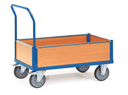 Cart by Buy Low Sided Box Cart Free Delivery