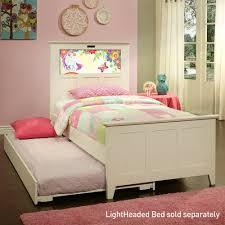 Juliette Bed Pottery Barn Amazon Com Lightheaded Beds 20177 Trundle Bed Twin Satin White
