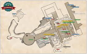 Dark Souls Map Forest Of The Fallen Giants I Walkthrough Dark Souls Ii Game