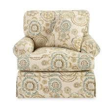 Paula Deen Patio Furniture Paula Deen By Craftmaster P9 Custom Upholstery Customizable Chair