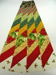 north winds quilting circle wedge tree skirt part 2