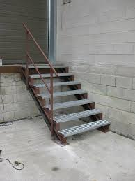 Industrial Stairs Design Spice Up Your Life With Metal U2013 9 Steel Design Ideas Hogtown