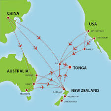 tonga map tourism tonga the best year south pacific destination