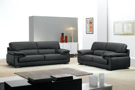 canap 3 2 places tissu canape 3 2 cuir canapa sofa divan canapac 32 galaxy noir ensemble