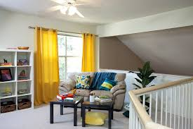Yellow Curtains For Living Room Beautiful Curtains Ideas For Living Room 16245 Living Room Ideas