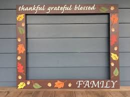 thanksgiving photo booth photo booth frame thanksgiving photobooth frame prop family