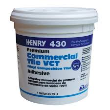 shop henry vct flooring adhesive at lowes com