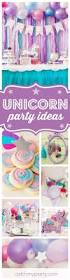 Birthday Decorations To Make At Home by Best 25 Unicorn Birthday Parties Ideas Only On Pinterest