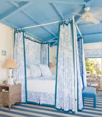 tropical bedroom decorating ideas gary mcbournie tropical bedroom blue canopy bed ceiling decorating