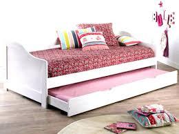 canape lit tiroir lit gigogne en lit 2 places fabulous lit tiroir places lit place