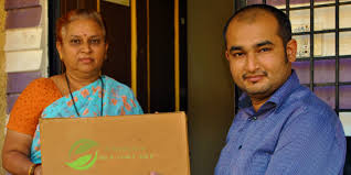fruit delivered to home how hubli based freshboxx ventures delivers farm fresh fruits and