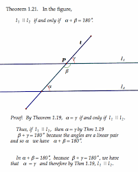 Adjacent Interior Angles Discussion Section 1 3