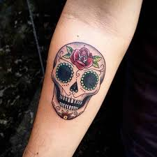 31 best sugar skull tattoo designs on fingers images on pinterest