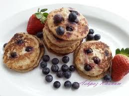blueberry pancake recipe banana and blueberry pancakes recipe with oatmeal youtube