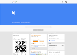 new google homepage design a bold new redesign concept for the google homepage designtaxi com