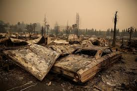 California Wildfires Burn Cars by At Least 15 Dead As Fires Rage In Northern California Fox 61