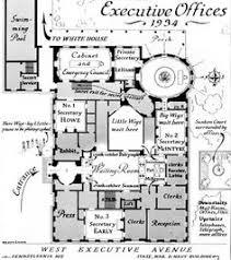 second floor white house museum white house blueprints