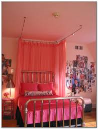 Pale Pink Curtains Decor Exciting Girl Bedroom Decoration Using Light Pink Ikea Kid Curtain