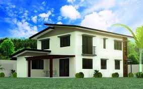 model 5 4 bedroom 2 story house design negros construction