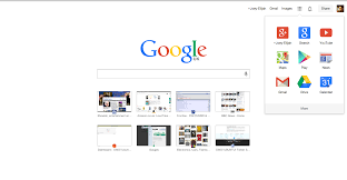 new google homepage design google updates homepage with new logo and app launcher omg chrome