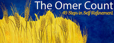 spiritual guide to counting the omer sefirat haomer counting of the omer