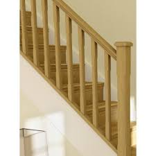 Wooden Stair Banisters Oak Stair Pickets Google Search Stairs Pinterest Stair