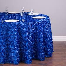 blue table cloth interiors design