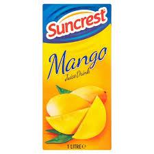 Mango Juice morrisons suncrest mango juice drink 1l product information