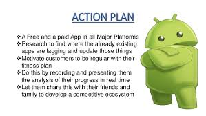 android app marketing fitness an android app marketing plan