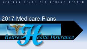 medicare plans arizona state retirement system
