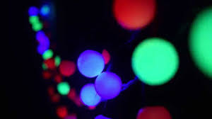 lights 50 multi color rgb led large string lights