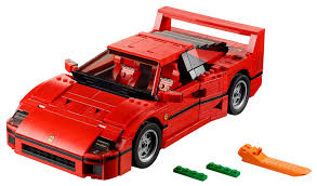 lego mini cooper interior the brickverse lego ferrari f40