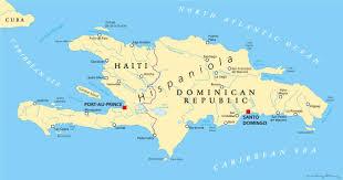 Florida Atlantic Coast Map by Haiti Map