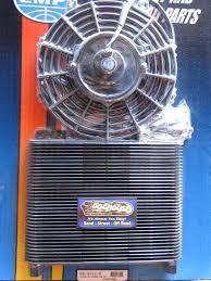 oil cooler fan kit oil cooler fan kit 72 plate cooler w fan empi doghouse repair
