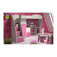 chambre mezzanine fille lit mezzanine fille avec bureau great lit mezzanine ans idee lit