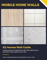 mobile home walls and how to know which type you u0027ve got