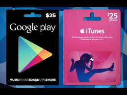 itunes app for android free itunes app store and android gift cards give away