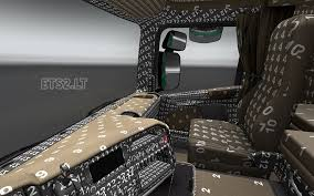 Interior Assistant Scania R2009 Steramline Assistant Interior Ets 2 Mods