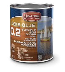 Exterior Door Varnish Deks Olje D2 High Gloss Varnish For Wood Owatrol Usa