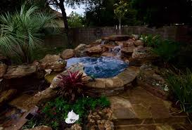 Rock Water Features For The Garden Water Features Branch Woks Boerne New Braunfels