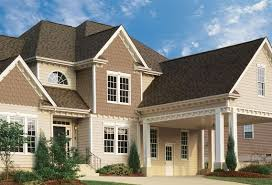architecture exciting exterior home design with beige hardiplank