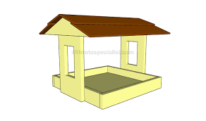 Build A Platform Bed by How To Build A Platform Bird Feeder Howtospecialist How To