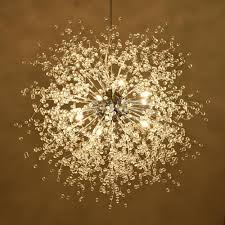 modern dandelion led chandelier fireworks pendant lamp ceiling modern dandelion led chandelier fireworks pendant lamp ceiling light home decor
