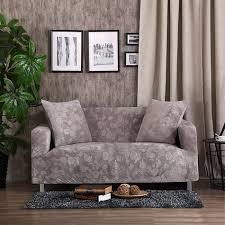sofa hussen stretch aliexpress buy grey polyester solid color elastic corner