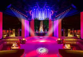 Nightclub Interior Design Ideas by Nightclub Overnight Makeover With Velvet Curtains Http Www