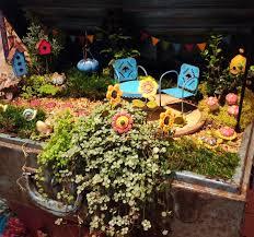 fairy garden ideas and miniature gardening trends